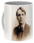 William Butler Yeats (1865-1939) Coffee Mug