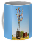 Wind Mills In West Texas Coffee Mug