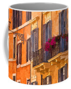 Window Boxes Coffee Mug