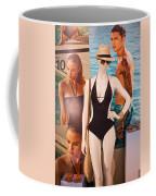 Window Mannequin 8 Coffee Mug