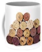 Wine Corks Coffee Mug