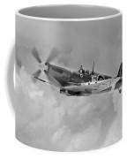 Wing Commander Johnnie Johnson Coffee Mug