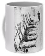 Winter Camping Coffee Mug