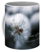 Winter Coffee Mug by Darren Fisher