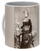 Women's Fashion, 1880s Coffee Mug