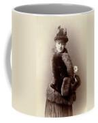 Women's Fashion, 1890 Coffee Mug