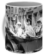 Women's Suffrage, 1913 Coffee Mug