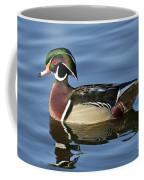 Wood Duck Drake Coffee Mug