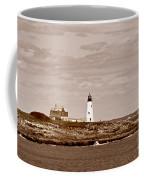 Wood Island Lighthouse Coffee Mug