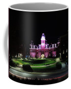 Woodburn Hall At Night Coffee Mug