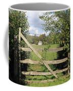 Wooden Gate Sussex Uk Coffee Mug