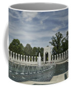 World War 2 Memorial Coffee Mug