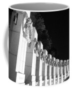 World War Pillars Coffee Mug