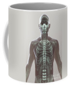 X-ray Skeleton Coffee Mug