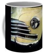Yellow Chevrolet Coffee Mug