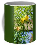 Yellow Coffee Mug