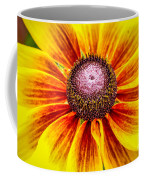 Yellow Daisy Coffee Mug