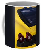 Yellow F430 Coffee Mug