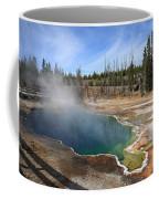 Yellowstone Park - Geyser Coffee Mug