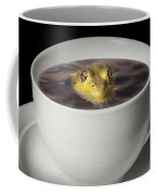Yikes There Is A Frog In My Java Coffee Mug