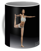 Yoga The Dancers Pose Coffee Mug