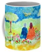 Yogananda And Swami Kriyananda Coffee Mug