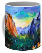 Yosemite Valley - Tunnel View Coffee Mug