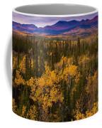 Yukon Gold - Fall In Yukon Territory Canada Coffee Mug