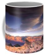 Zabriskie Point Death Valley Coffee Mug