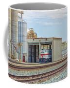 Foster Farms Locomotives Coffee Mug