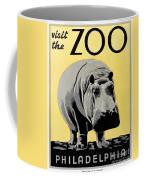 Zoo Poster C1936 Coffee Mug