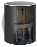 Ancient Spanish Monastery Coffee Mug