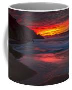 Campelo Beach Galicia Spain Coffee Mug