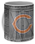 Chicago Bears Coffee Mug by Joe Hamilton
