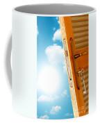 Door To New World Coffee Mug