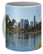 Echo Park L A  Coffee Mug