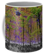Forest Art Coffee Mug