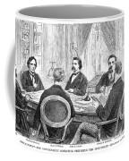 Johnson Impeachment, 1868 Coffee Mug
