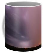 Late Night Early July Thunderstorm Coffee Mug