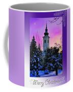 Christmas Card 23 Coffee Mug
