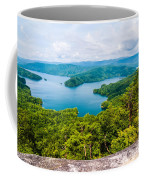 Scenery Around Lake Jocasse Gorge Coffee Mug