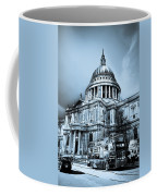 St Paul's Cathedral London Art Coffee Mug