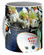 Sushi California Roll Coffee Mug