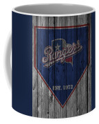 Texas Rangers Coffee Mug
