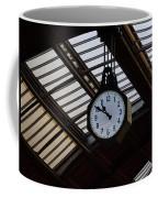 10 To 11.  Milan Railwaystation Coffee Mug