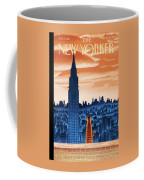 New Yorker January 12th, 2009 Coffee Mug