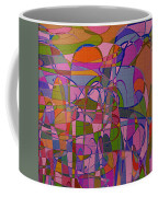 1008 Abstract Thought Coffee Mug