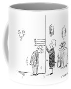 New Yorker February 27th, 2006 Coffee Mug