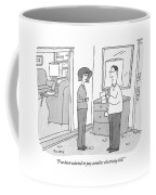 I've Been Selected To Pay Another Electricity Coffee Mug