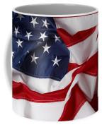 American Flag 34 Coffee Mug